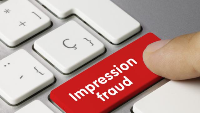 impression fraud